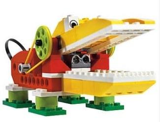 LEGO WeDo Alligator