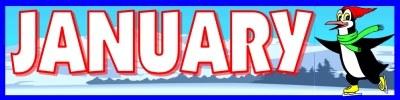 January Banner