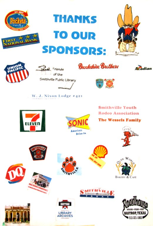 2015 SRC Sponsors